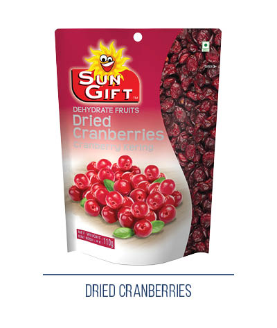 Sungift Dried Fruits Product Page - Tong Garden Food